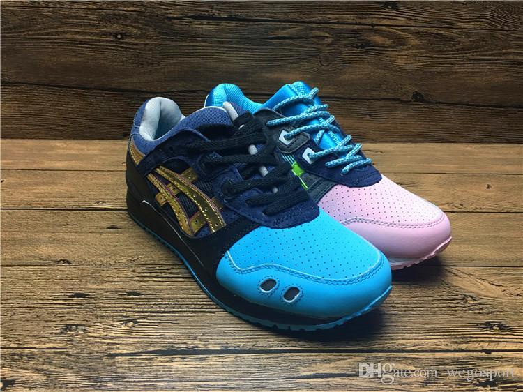 6bec07d82 2019 New Asics Gel Lyte III 25 Homage H54FK 6540 Zapatillas De Running Para  Mujer Hombre Moda Zapatillas Deportivas De Diseñador EUR36 44 Por  Wegosport