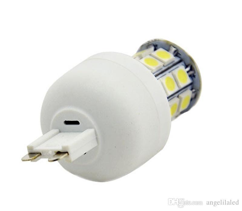 G9 Bulb LED 5050 SMD 30 LED Warm Cool White Light LED Corn Crystal Light Bulbs 360 Degrees Energy Saving Capsule Spotlight Lamps