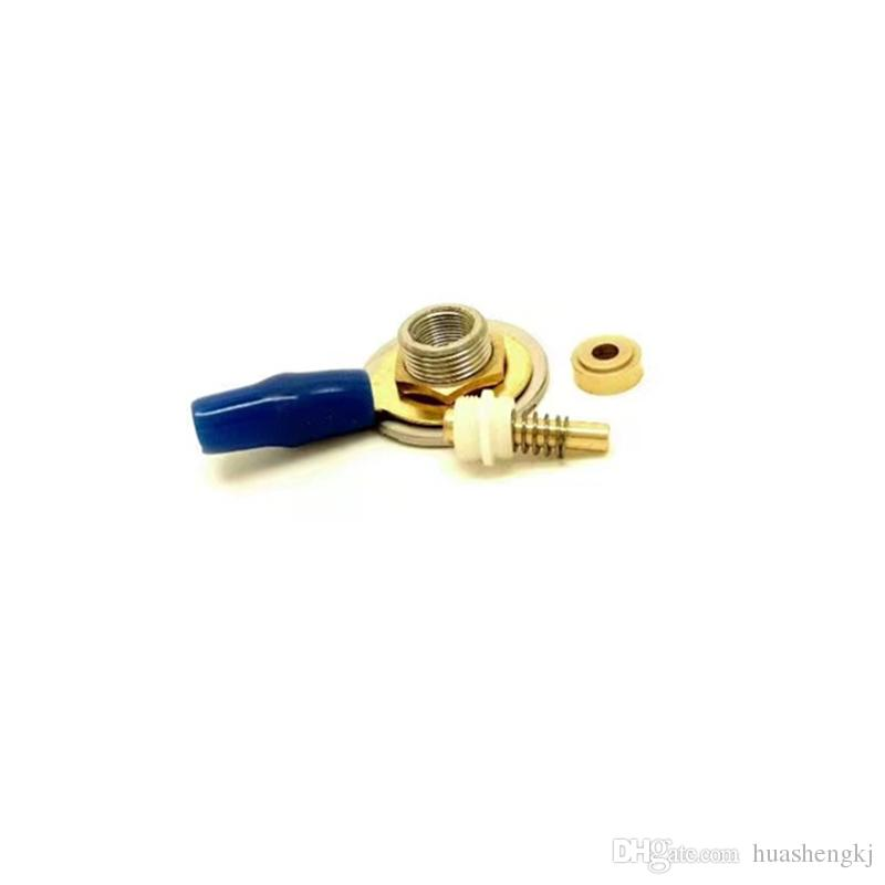 VAPE Mod Box DIY Connector Spring loaded 510 connector Used connect any atomizer and 510 battery new style for DIY mod High Quality Very hot