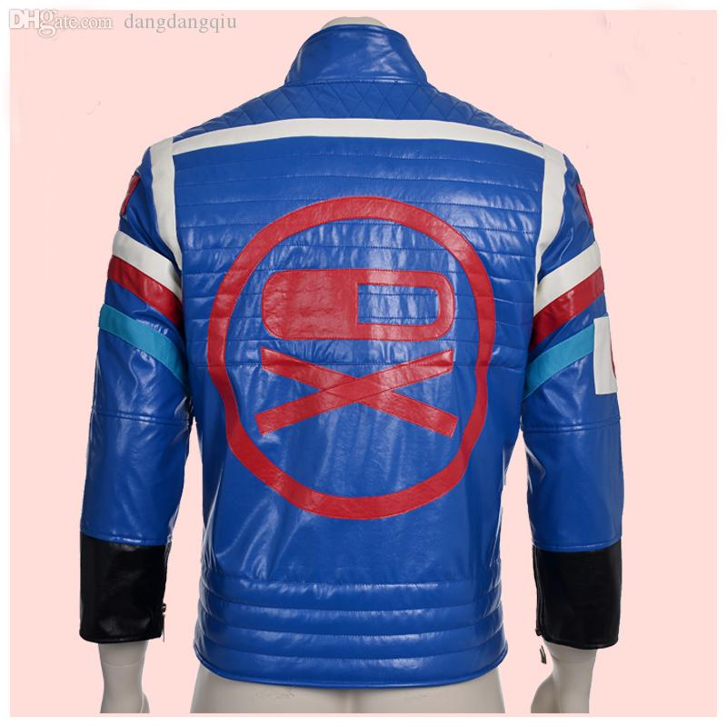 Wholesale My Chemical Romance Party Poison Jacket Halloween Cosplay