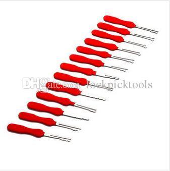 Double Lock Side selezionamento attrezzi del fabbro apri della serratura fabbro blocco auto blocco auto selezionamento