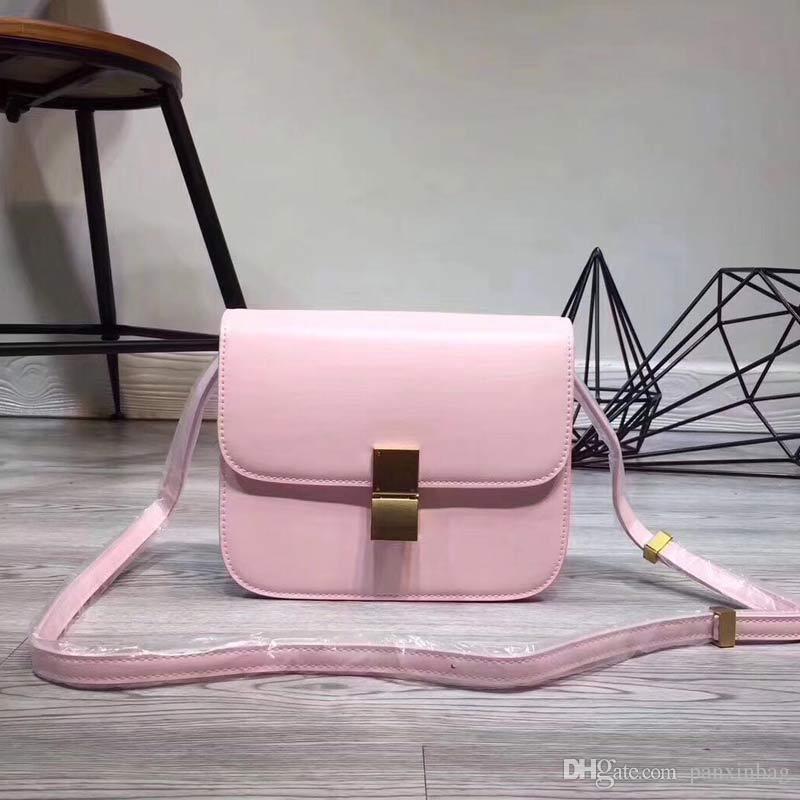 2017 новый карамельный тофу сумка пакет небольшой кожаный сумка зеркало ретро сумка через стюардесса авиакомпании