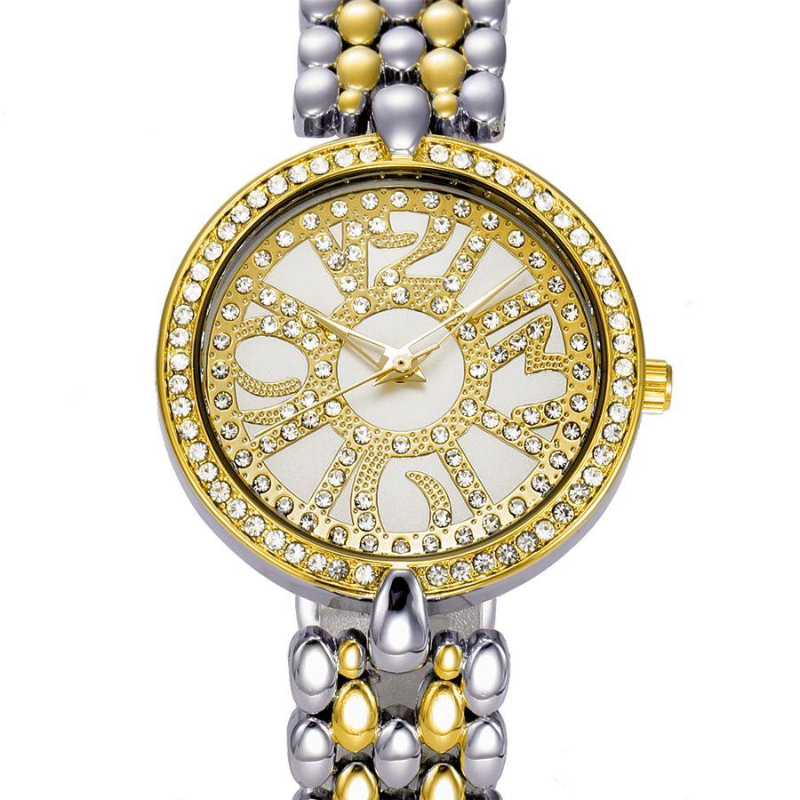 Compre Hermosa Mujer De Lujo Reloj De Señora Dress Relojes De Pulsera De  Moda Reloj De Pulsera De Cuarzo Movimiento Impermeable De Alta Calidad BELBI  AAA ... 3d08a973508e