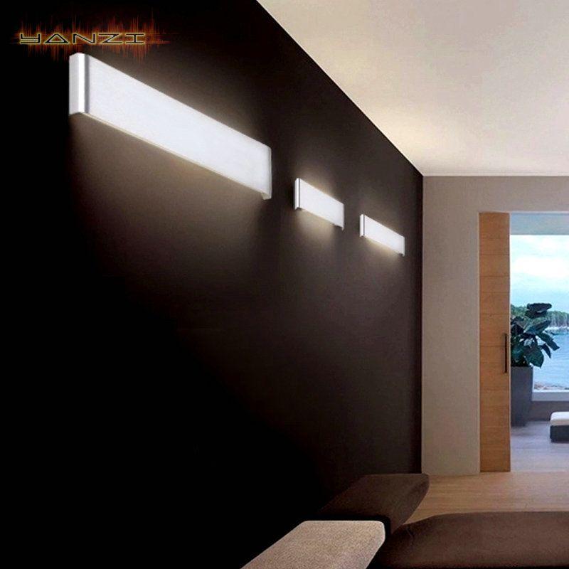 Großhandel Kühle 6w Weiße Wandleuchten Badezimmer Spiegel Licht ...