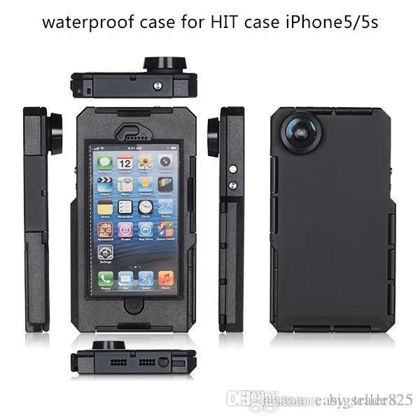 huge selection of 9d44b 5d48e Good Quality Water Proof Case VS Hitcase Pro Hit Case Pro Waterproof case  for iPhone 5 5s DHL Shipping