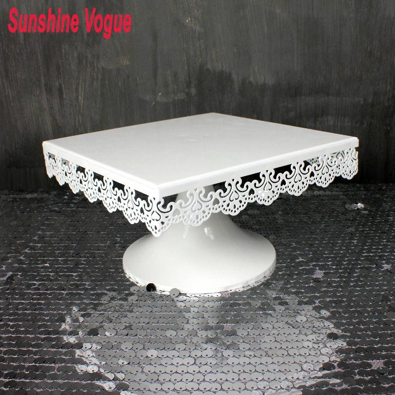 rectangle wedding cake stand square cake stand bar display wedding table 19060