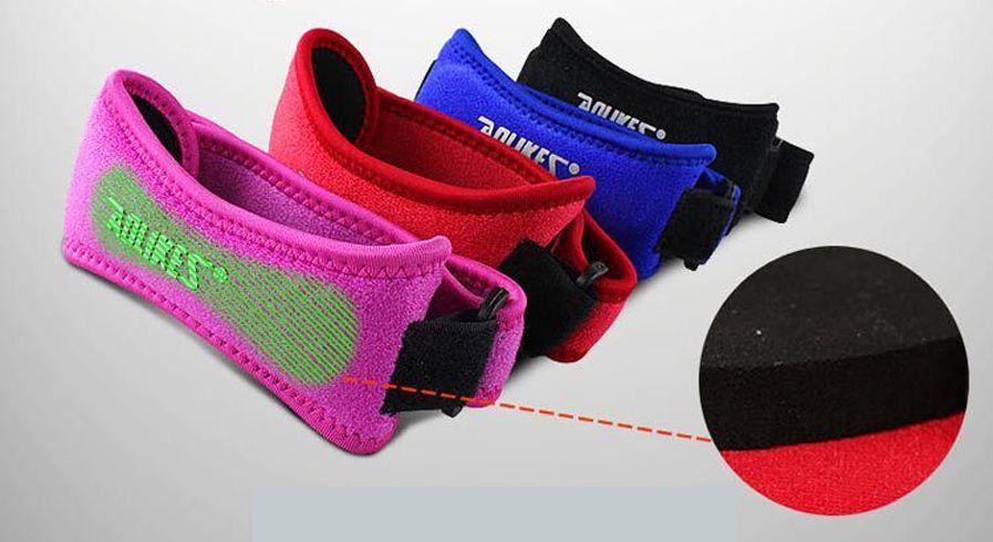 Adjustable Knee Patella Support, Knee Brace Kneepad Protector, Outdoor Sports Basketball Knee Pads For Jumper