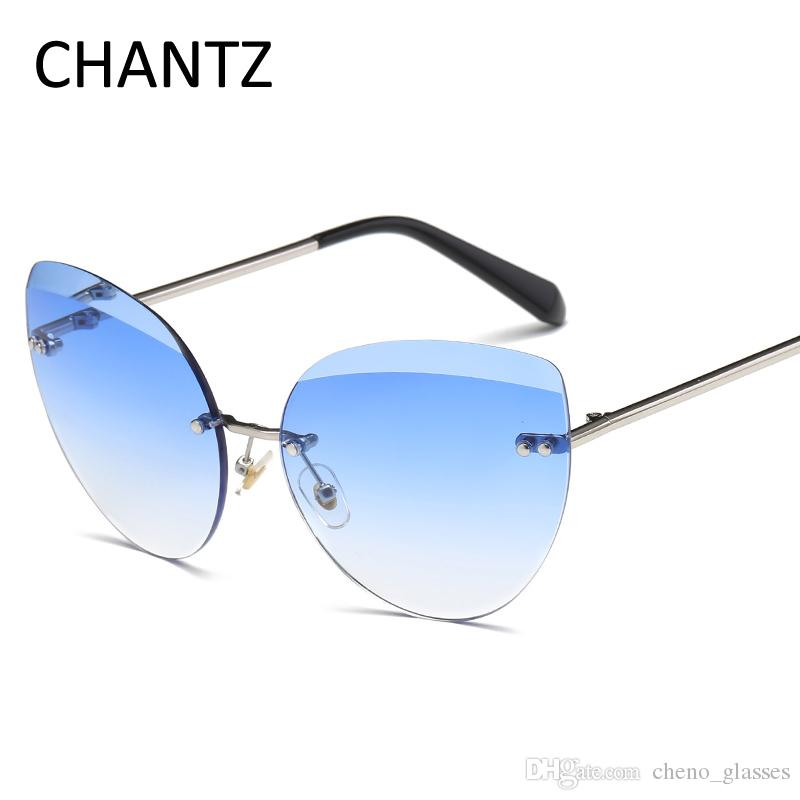 29a72dfa86 Vintage Cat Eye Sunglasses Women Brand Ocean Lens Eyewear Accessories Metal Sun  Glasses For Men Driving Shade UV400 Gafas De Sol Vintage Sunglasses Super  ...