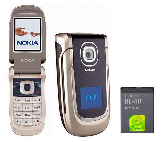 Refurbished Original Nokia 2760 Unlocked Cell Phone Bluetooth MP3 Video FM Radio Java Games 2G GSM900/1800