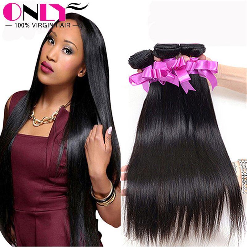 Remy Mink High Grade Brazilian Virgin Hair Unprocessed Virgin