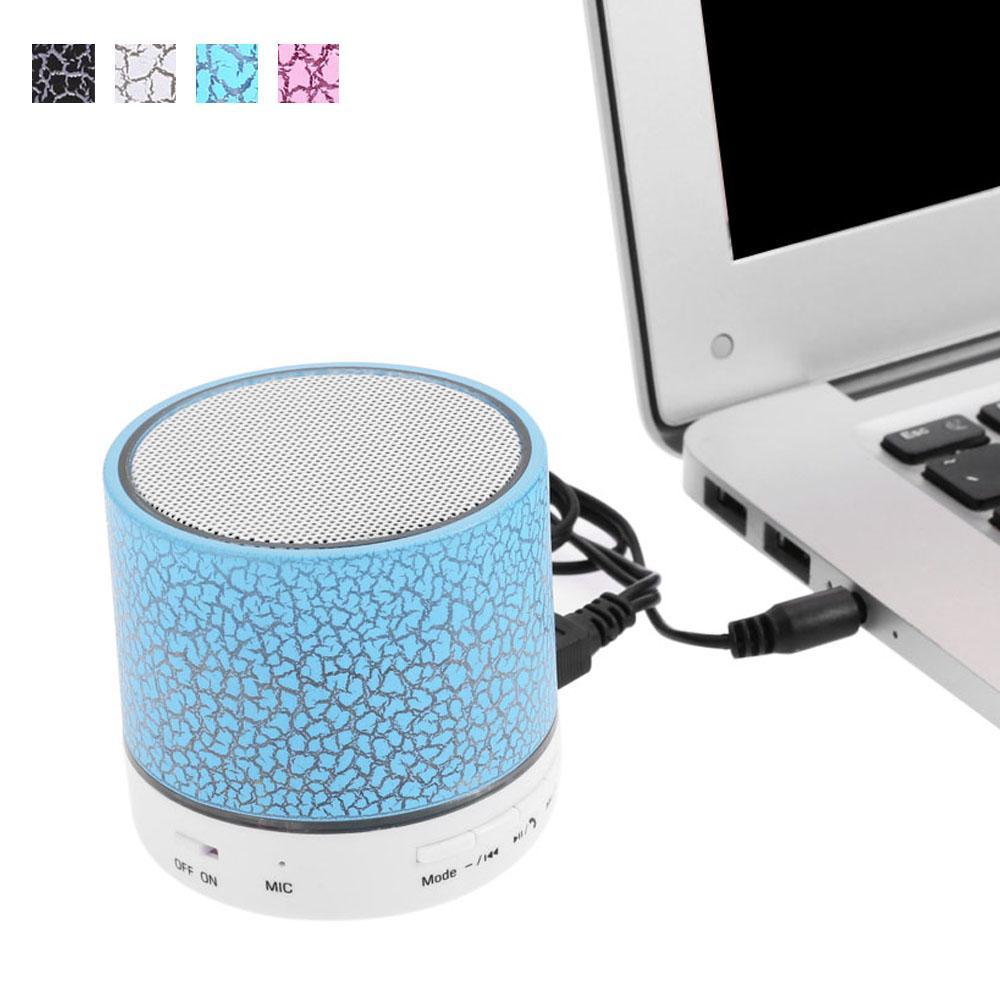 Wholesale Samsbo S8 Wireless Bluetooth Mini Speaker Round Shape ...