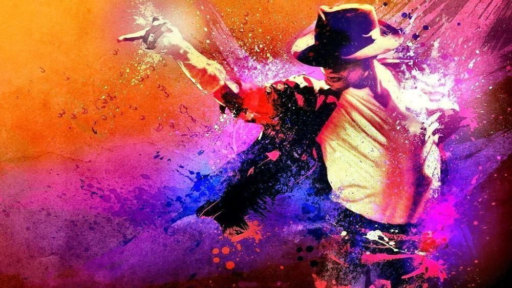 Michael Jackson Canvas Poster Print 24x36 Inch Art Silk Poster Wall ...
