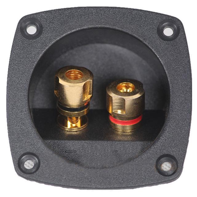 speaker terminal box ternminal box audio amplifier diy accessories rh dhgate com Audio Distribution Amplifier Power Amp