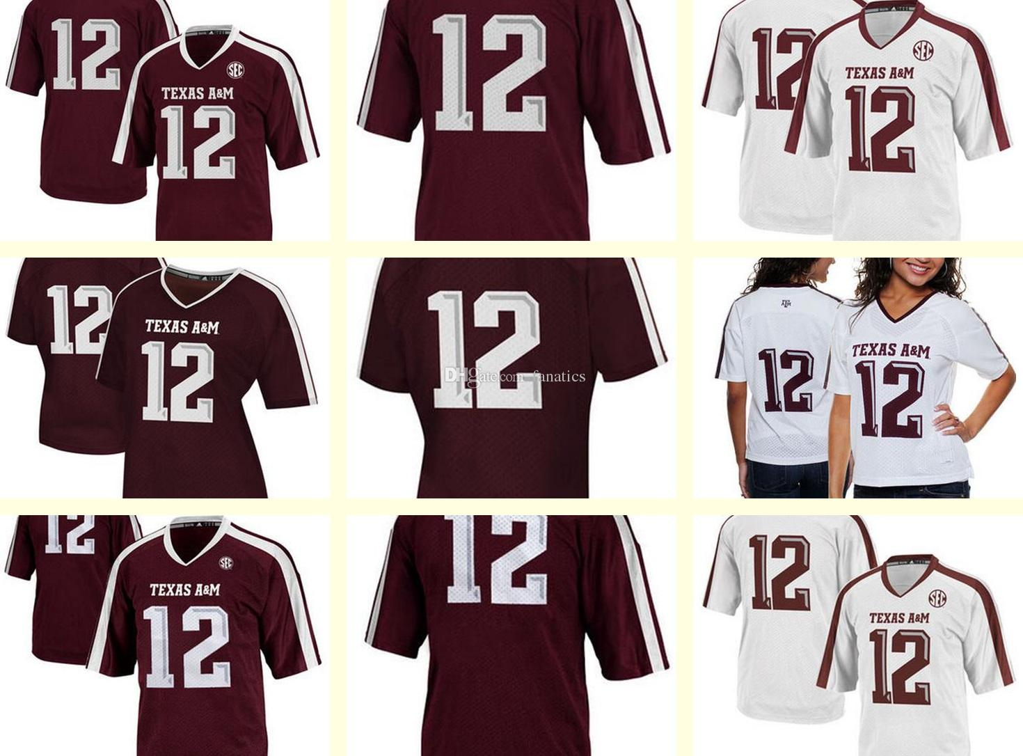 338d013ff texas am aggie jerseys  2016 ncaa texas am aggies 40 miller white jerseys  see larger image. see larger image