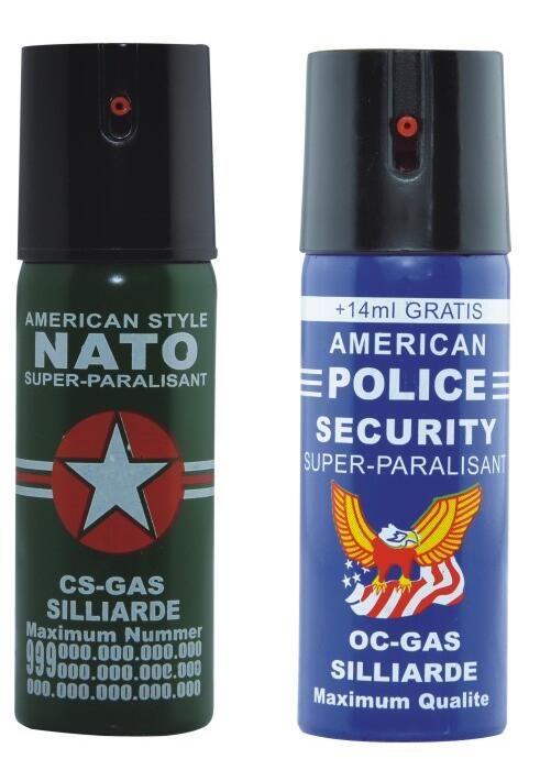 Pepper Spray Self Defense