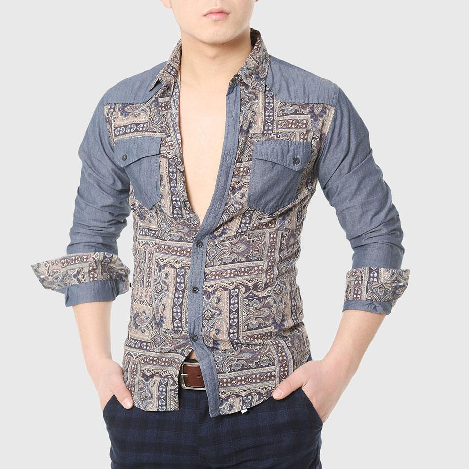 Designer Mens Shirts Online Shopping