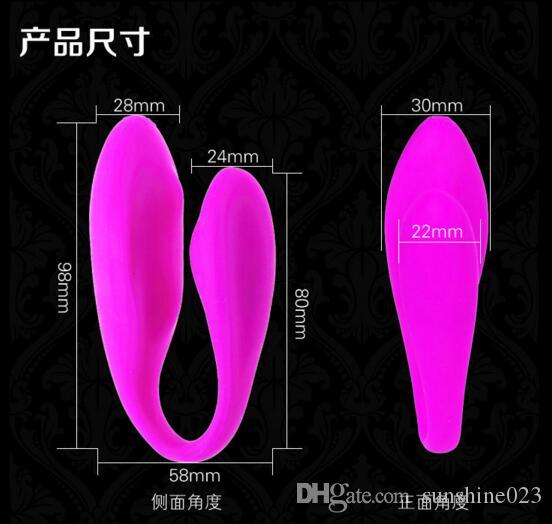 Pretty Love Recharge 30 Speed Silicone Wireless Remote Control Vibrator Sex Toys For Woman