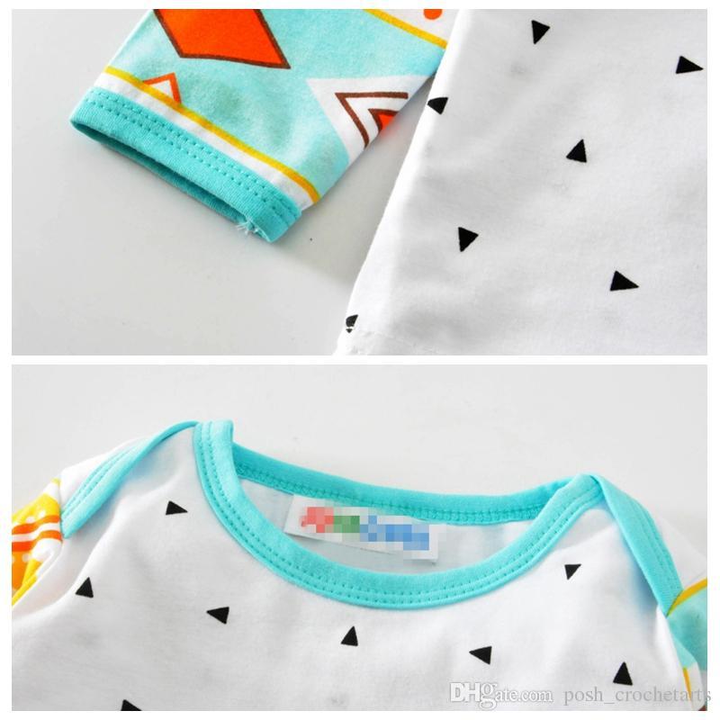 Süße Outfits für Baby Jungen und Mädchen Neugeborenen Baby Geschenk-Sets Roupa Infantil Menina Trendy Baby-Kleidung-Sets Bebek