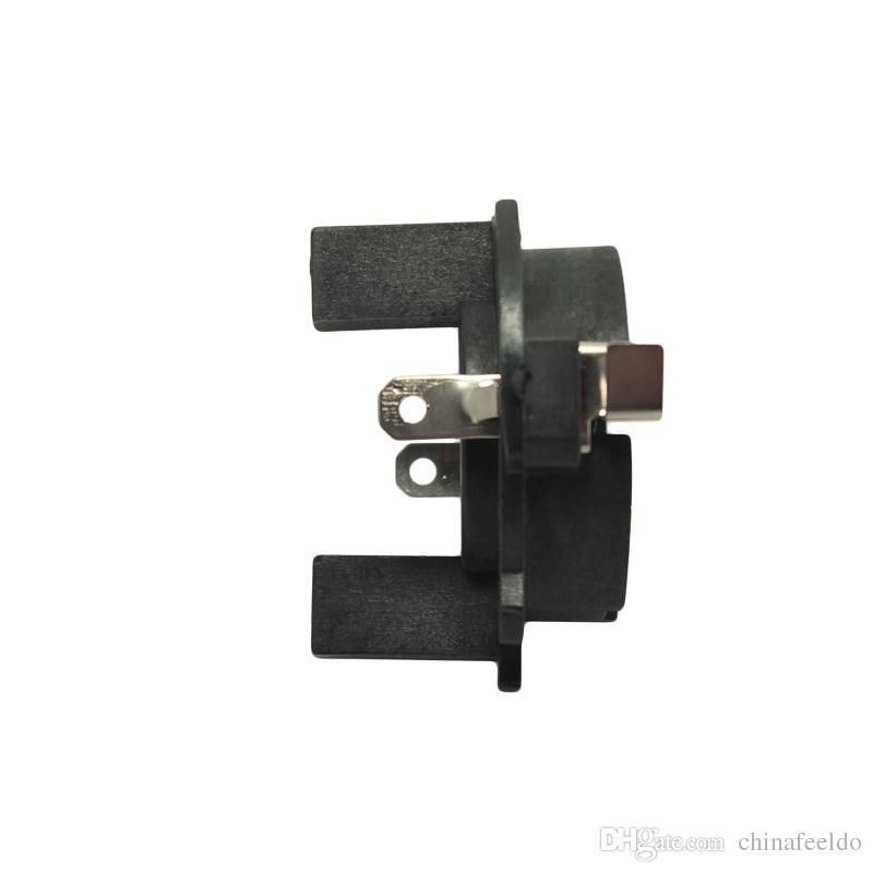 vendita all'ingrosso supporto adattatore lampadine H7 HID Xenon HID VW Jetta / Golf5 / GIT / Rabbit / MK5 HID # 1390