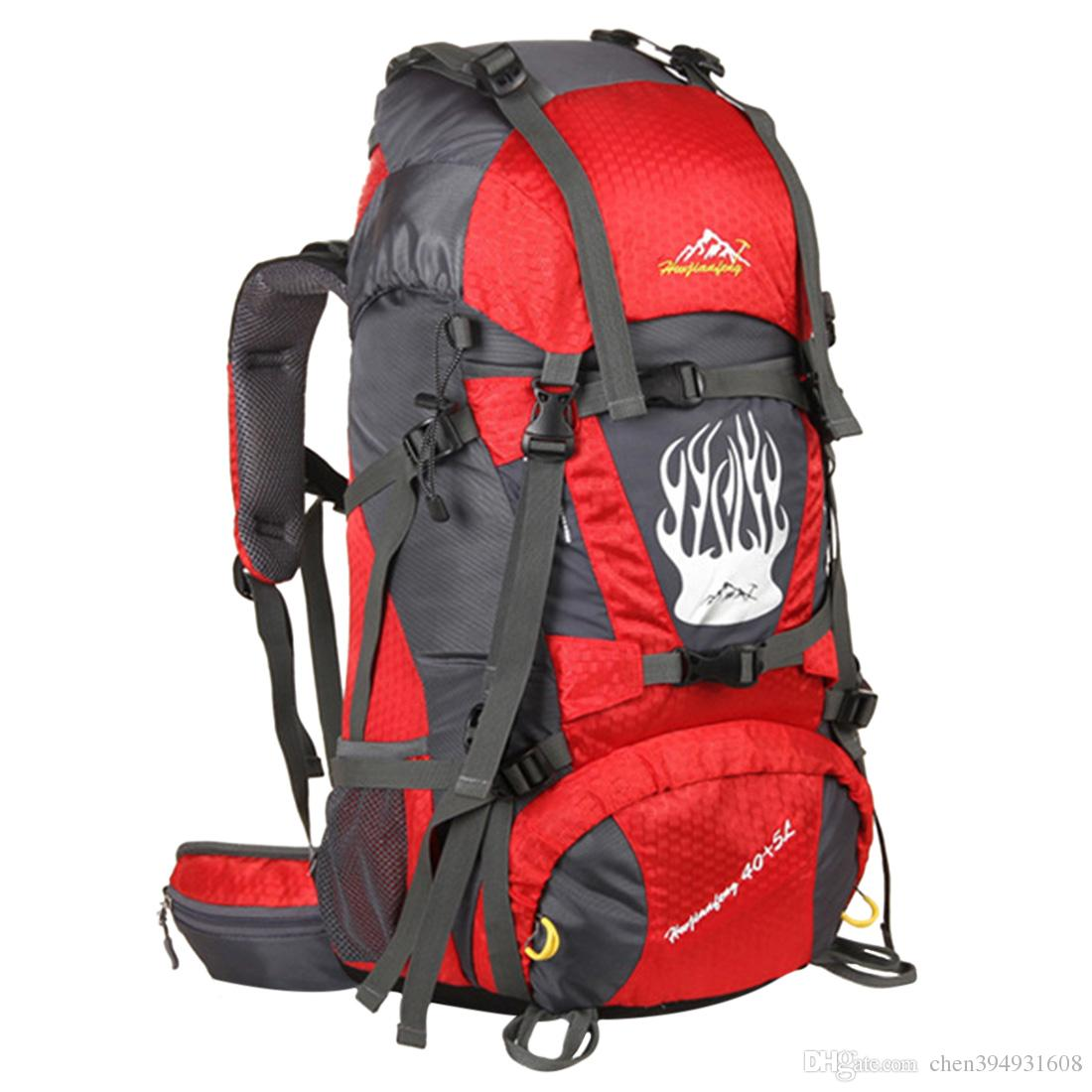084559049171 2019 2016 New Waterproof Backpack Large Capacity Muti Function Hiking  Backpack Outdoor Bags For Man Travel Bag Camping Equipment From  Chen394931608
