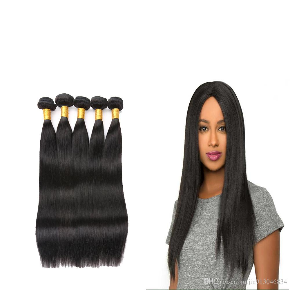 Unique Peruvian Straight Hairstyles