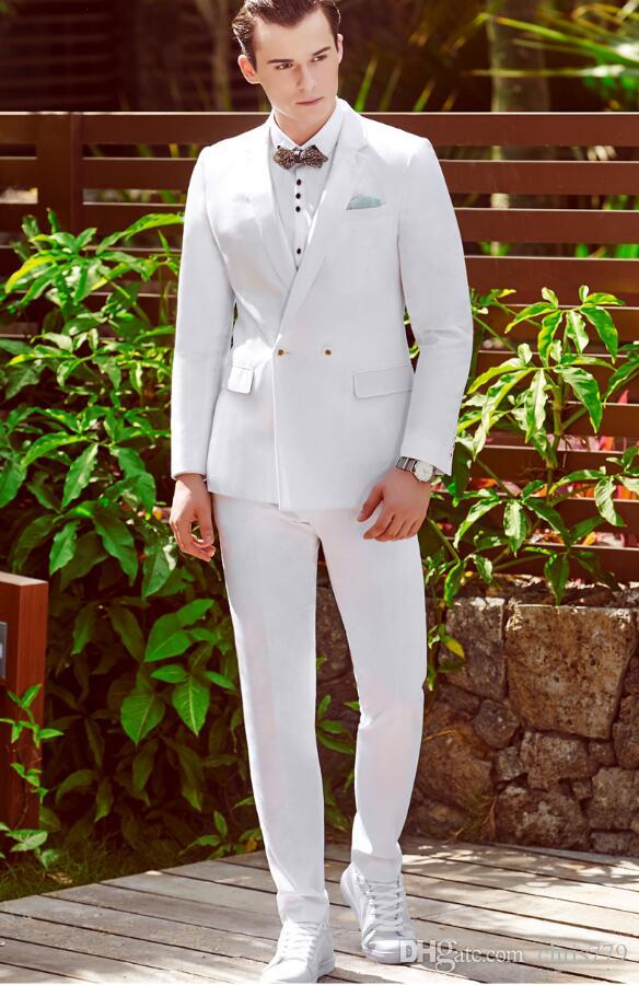 2017 Handsome Groom Suit High Quality Prom Dresses Simple Style ...