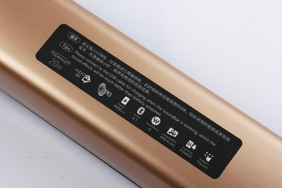 JKR-1000 KR-1000 Drahtloser Bluetooth-Lautsprecher Super Bass Stereo-Lautsprecher Lautstärkeregler TF-Karte AUX-in Touch NFC für Smartphones PC MP3 MP