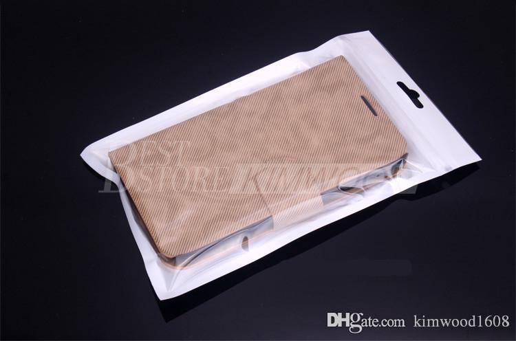 Plastikreißverschluss-Kleinbeutelpaket Universalhandy-Kasten verpackt gute Qualität für Iphone Samsung Ipad Mini Polybeutel
