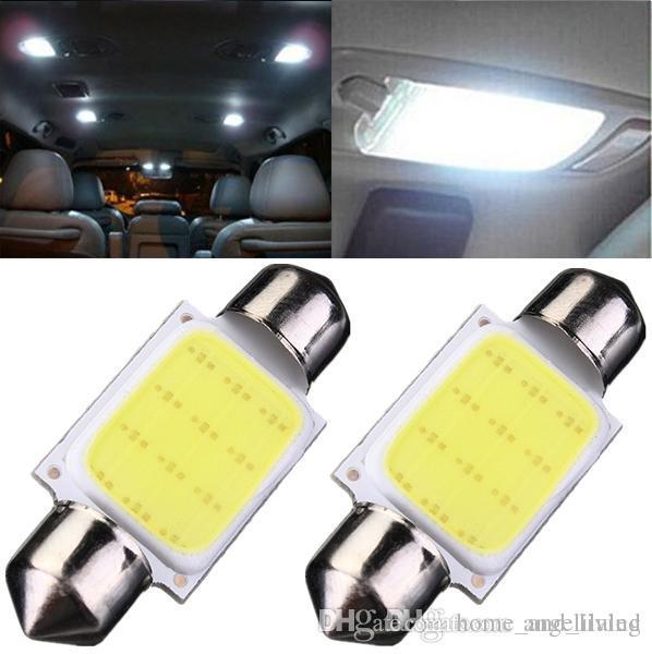 Großhandel Weiß Cob 3w Auto Auto Girlande Dome Interior Led Lichter ...