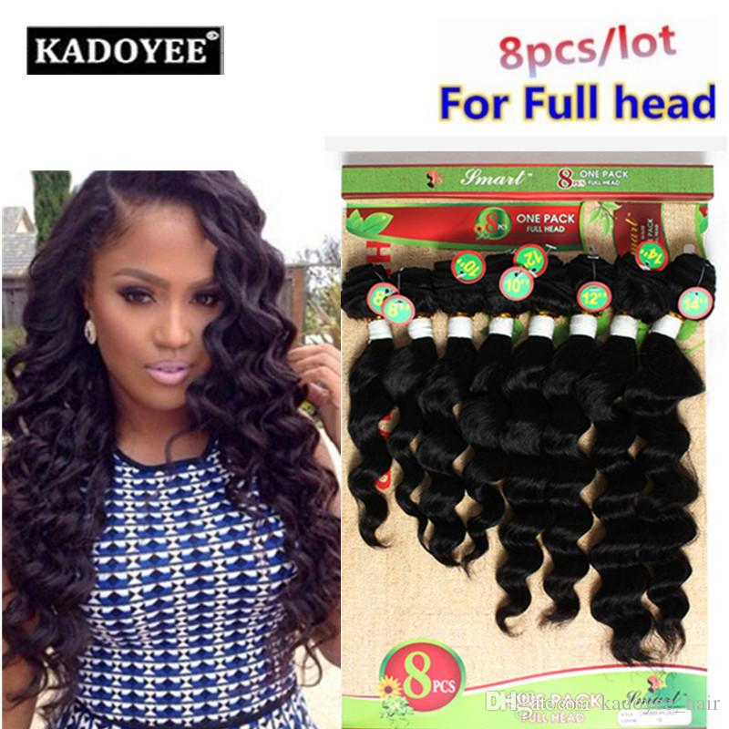 Brazilian Hair Weaves Loose Wave Human Cheap Deep Wave Curly Hair