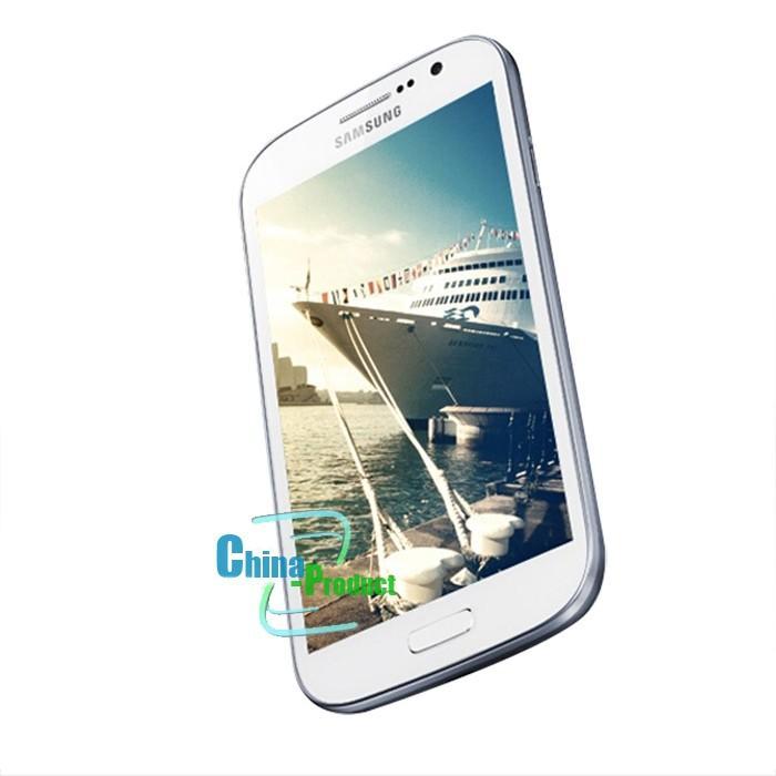 Samsung Galaxy Grand I9082 Dual Sim Unlocked 3G GSM Mobile Phone Dual-core 5.0'' WIFI GPS 8MP 1G/8GB smartphone