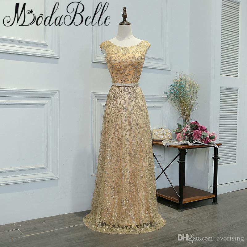 modabelle блеск темно-синий вечернее платье Vestido де феста Лонго Cap рукавом блестки Пром платья красный Vestidos де Noite
