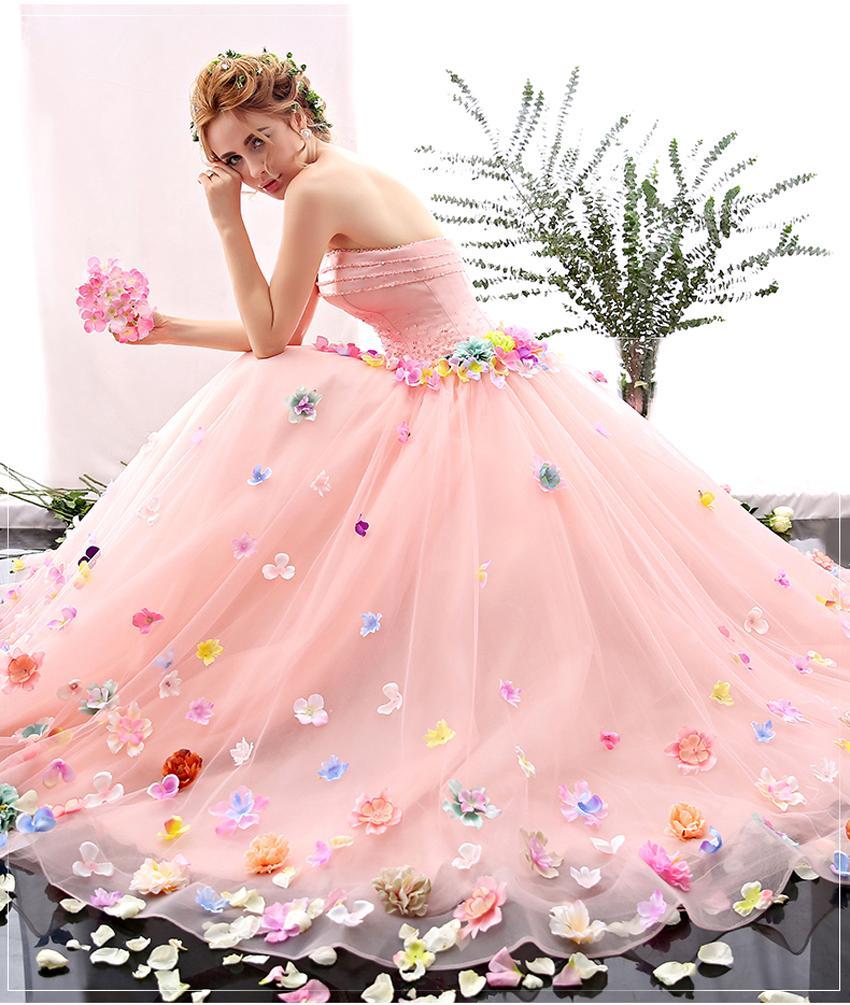 2016-new-charming-royal-pink-princess-cinderella Royal Wedding Merchandise