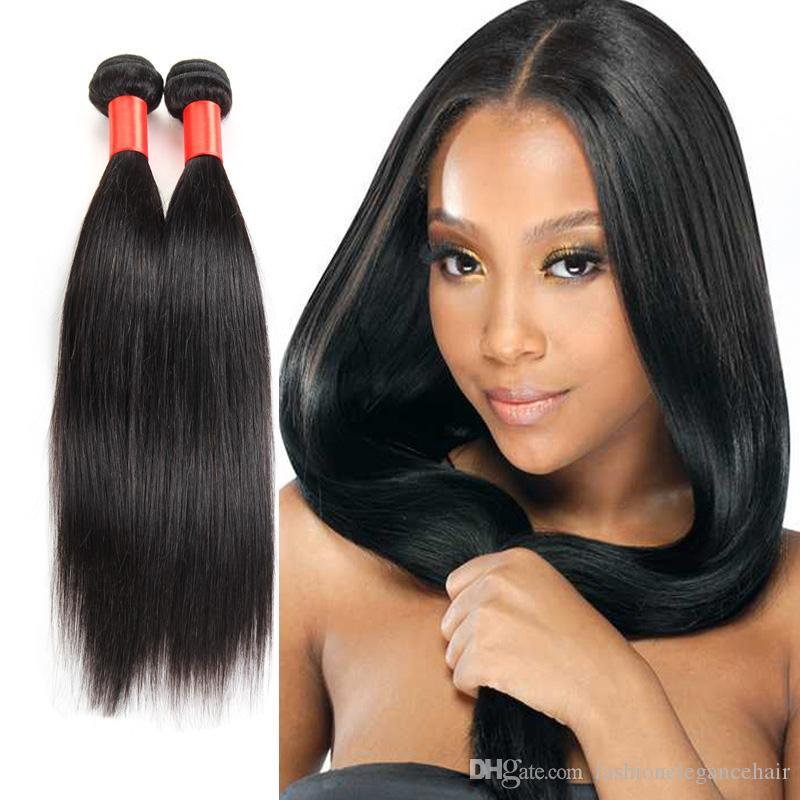 Human Hair Weaves Painstaking Peruvian Kinky Straight Hair Bundles Human Hair Bundles Remy Human Hair Extensions Natural Black Color Weave 1 3 4 Bundles Deal