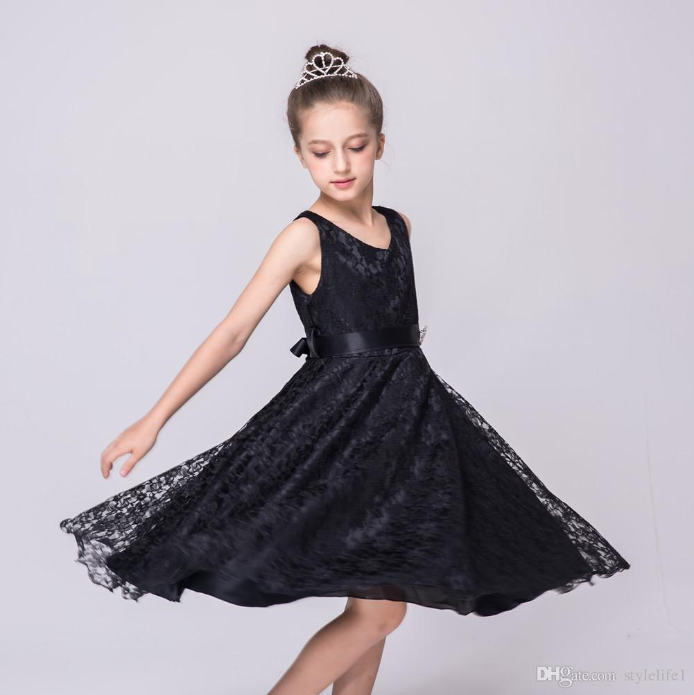 Baby Girl Clothes Celebrity Evening Dress Wedding Party Dresses