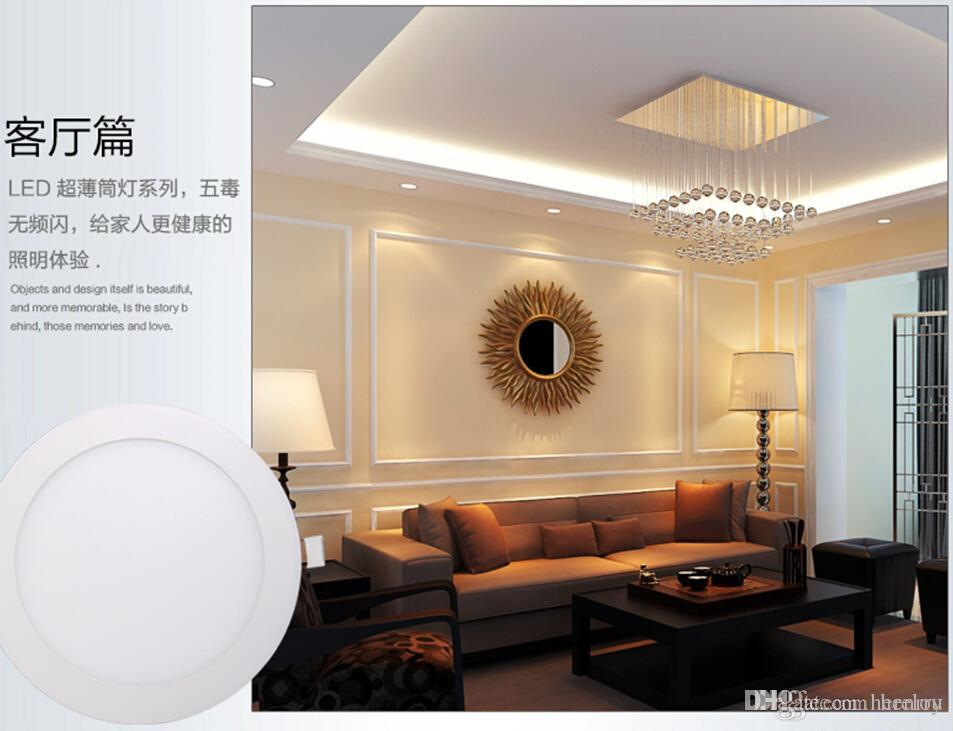 Iluminacion led cocina downlight free panel led downlight w cocina salon with iluminacion led - Iluminacion led cocina downlight ...
