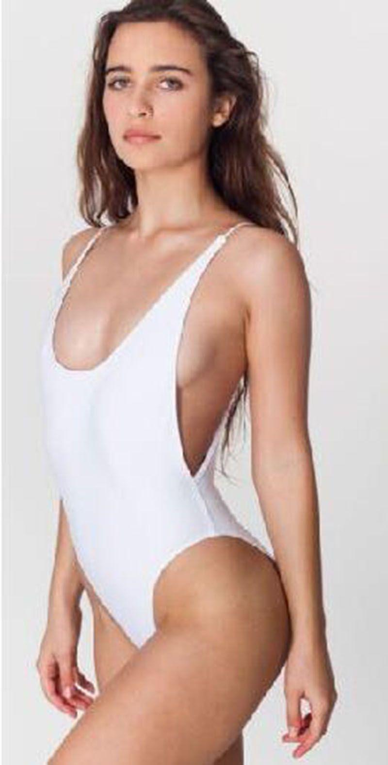 DHL FREE Sexy One piece bikini Women's Push-up Halter Monokini One Piece Bikini Swimsuit Beachwear Swimwear