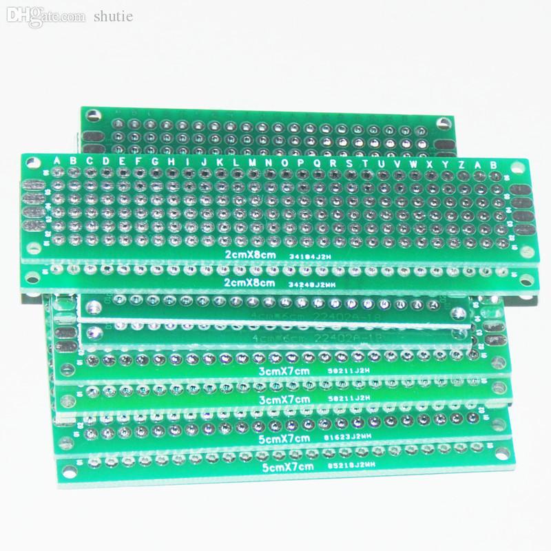2018 wholesale pcb prototype circuit board protoboard stripboard rh dhgate com