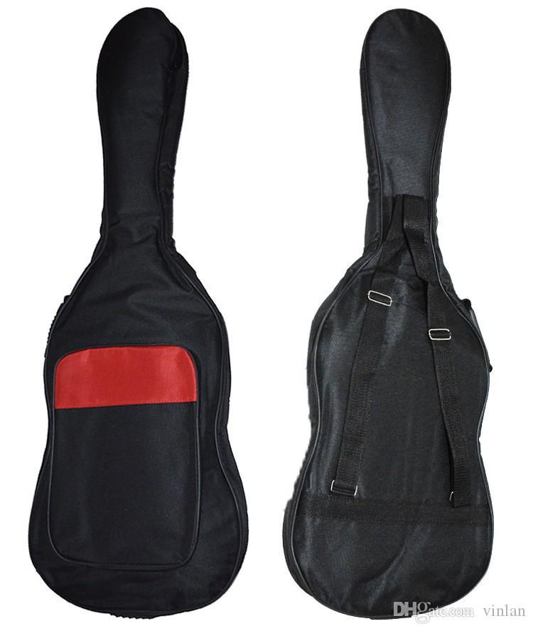 Individualità antiusura Spallacci Addensare basso Borsa chitarra elettrica Parti di chitarra strumenti musicali