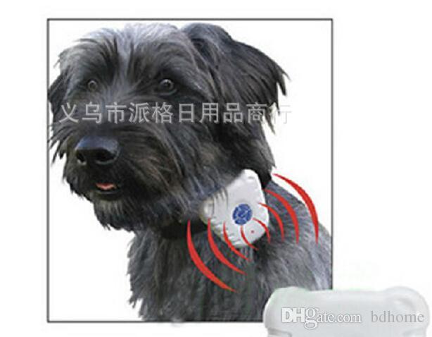 Al por mayor - 2016 Nueva Moda ultrasónico Anti Bark Dog Stop Barking Collar envío gratis