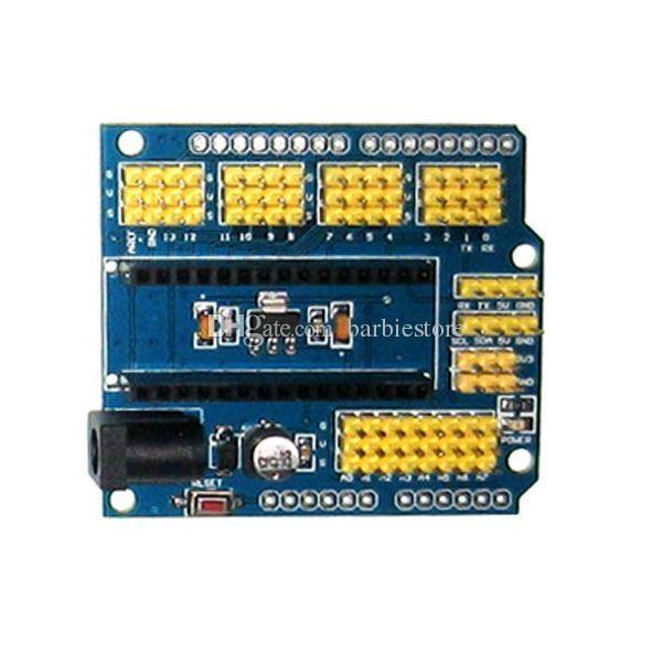 Nano I / O Expansion sensor Shield For Arduino 2009 UNO R1 Nano 3.0 B00307