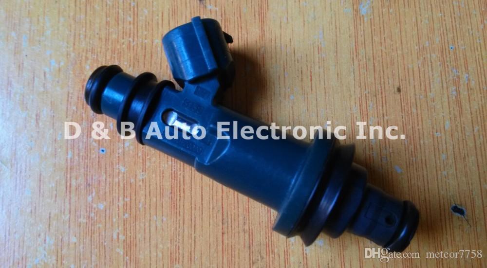 4 adet / grup Orijinal Yakıt Enjektörleri 23250-20020 23209-20020 Toyota Camry 1MZFE MCV36 MCV20 için 23250-0A010