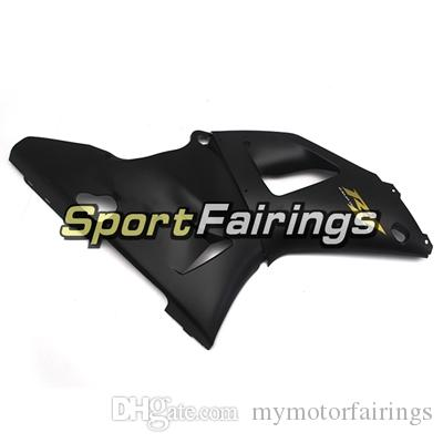 Complete Fairings Fit Yamaha YZF 1000 R1 98 99 YZF-R1 1998 1999 ABS Motorcycle Fairing Kit Bodywork Cowlings Matte Black Gold Decals Frames