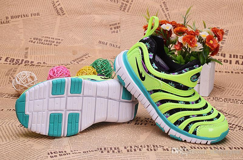 2016 new Huche Children's kid Shoes Boys and Girls Running Shoes Kids Casual Boots Huches Babys Athletic Sneakers Sport Shoe 28-35