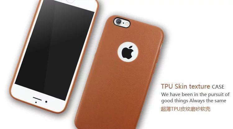 100 unids Thin Slim Light Flexible suave TPU funda de cuero para iphone 6 6 plus htc Nexus Marlin Logo Hole Luxury Phone Back Cover Cool Black Gold
