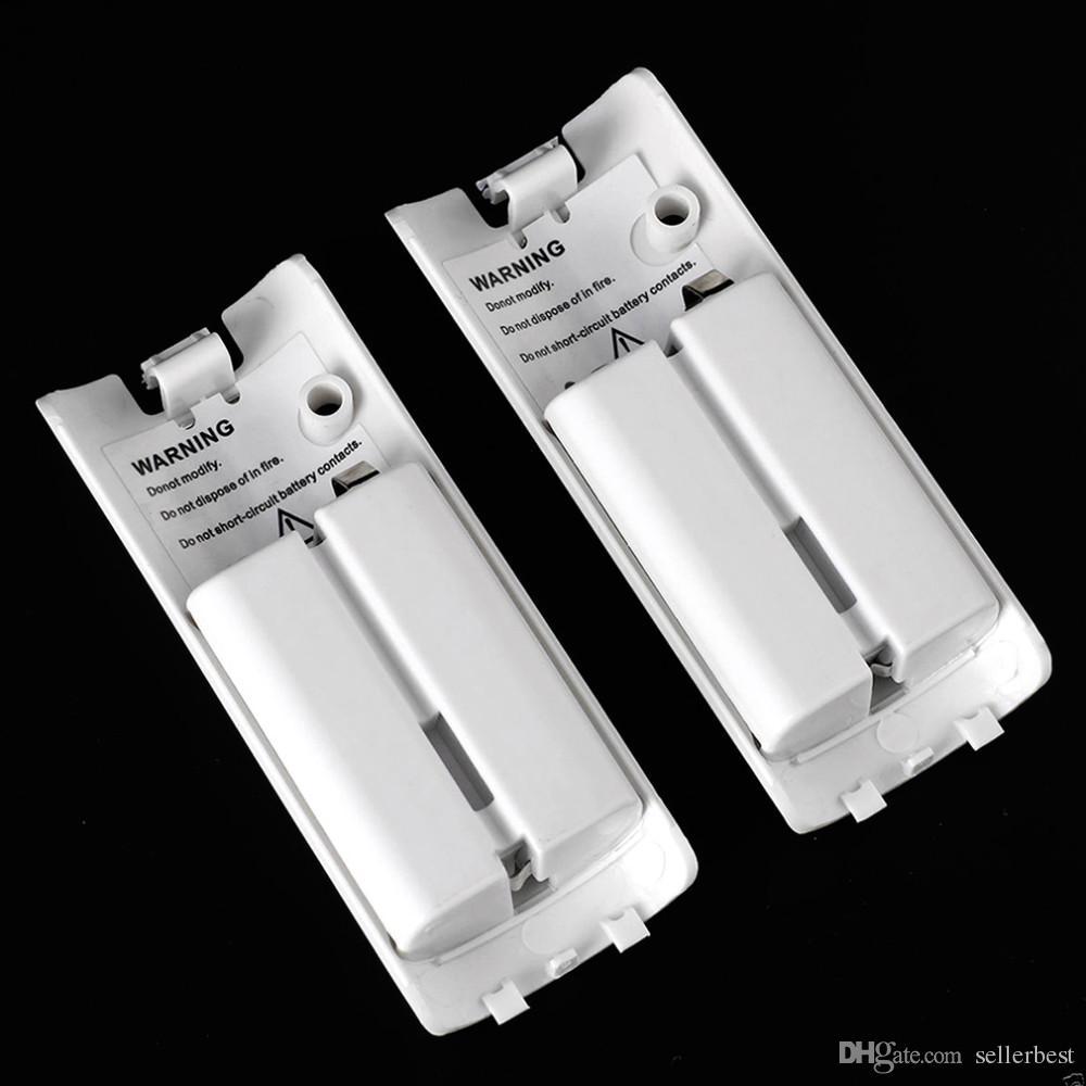 Charger Station Dock Kit batteria ricaricabile Dual Quad 2x 4x 2800mAh controllo remoto del telecomando Wii