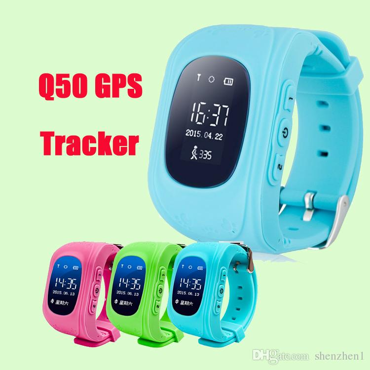 2016 Colorful Smart Watch Phone Old People And Children Positioning GPS Bluetooth New Original U8 Q50 W5 DZ09 From Kindboy DHL Free OTH240