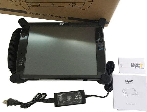 Migliore tablet PC con controller diagnostico EVG7 DL46 / HDD500GB / DDR8GB