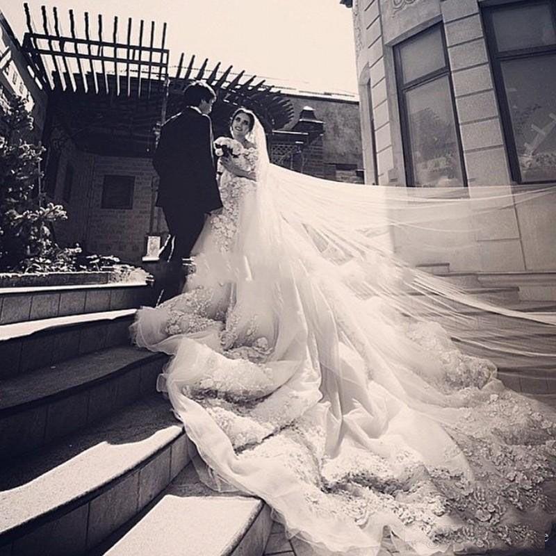 Superbe Dubaï Robes De Mariée Robe De Bal arabe