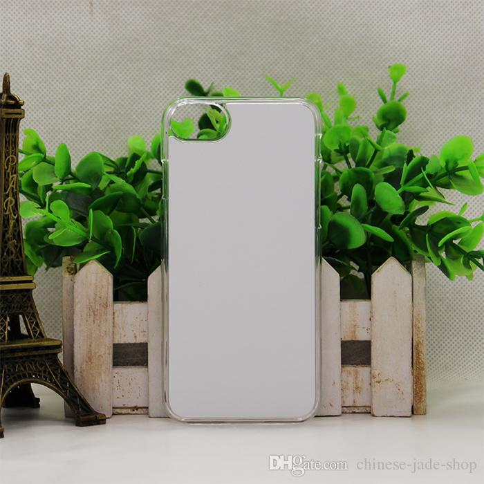 DIY Sublimation Wärmepresse PC Abdeckungsfall mit Metall Aluminiumplatten für iPhone 12 Mini 12 11 PRO MAX XR XS 5 6 7 8 plus 100 teile / los